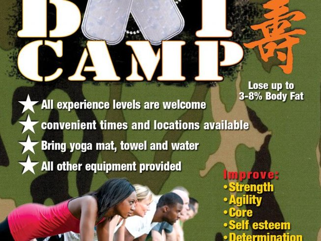 1 Month Fitness Boot Camp in India