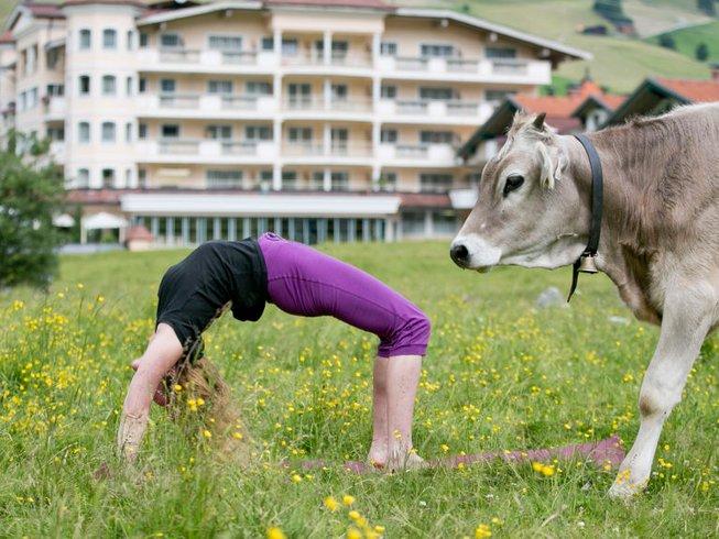 7 Days Ayurvedic Yoga Retreat in Tyrol, Austria