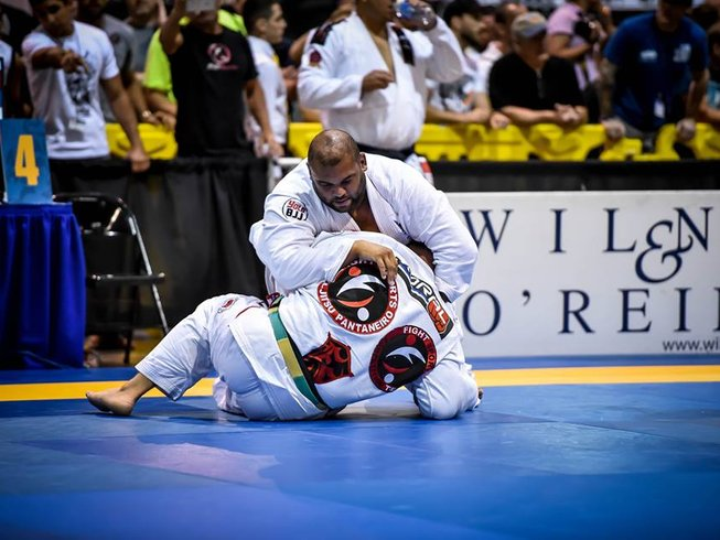 3 Days Whitewater and Jiu Jitsu Camp in USA