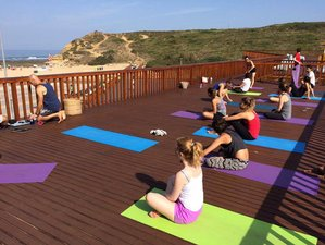 7 Days Holistic Health Yoga Retreat in Ericeira, Portugal