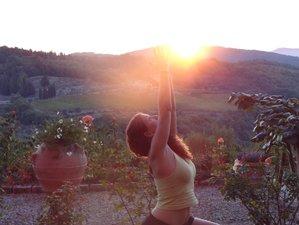 25 Days 200-Hour YTT in Casperia, Italy