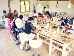 8 Day France Wine Tasting Holidays and Jewelry Making in Lot-et-Garonne, Southwest France