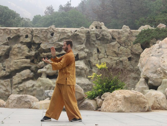1 Month Traditional Kung Fu, Qi Gong, Tai Ji & Meditation Holiday in China
