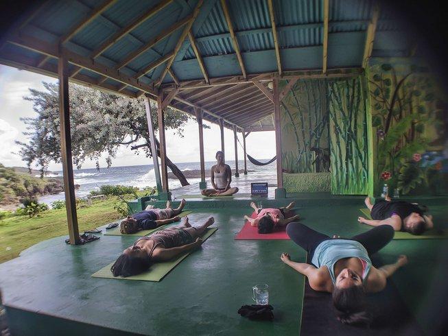 6 jours en retraite de yoga detox en Jamaïque