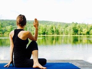 5 Tage Entspannendes Yoga und Meditation Retreat in der Wunderschönen Eifel