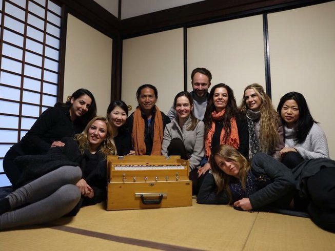 9 Days Yoga Retreat Japan