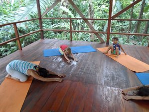 8 Days Detox and Yoga Retreat in the Caribbean of Costa Rica