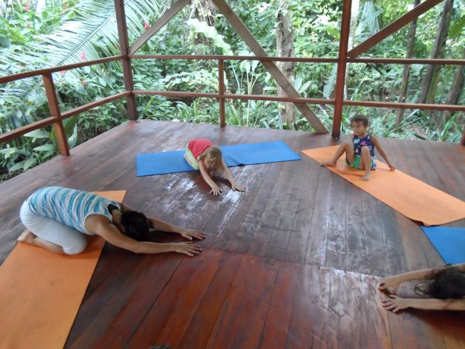 8 Days Rejuvenate Retreat for Yoga Teachers, Costa Rica