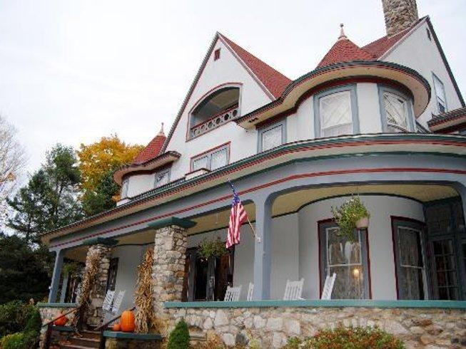 6-Daagse Inspirerende Schrijf en Yoga Retraite in New Hampshire, Verenigde Staten