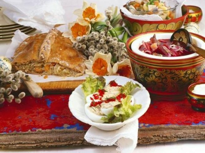 7 Days Cooking Tours in Almaty, Kazakhstan