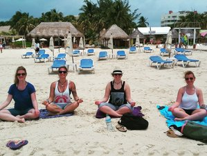 14 Days Tour, Meditation, and Yoga Retreat Mexico