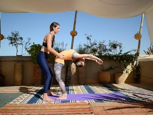7 Days Adventurous You: Luxury Yoga and Wellness Retreat in Magical Marrakech, Morocco