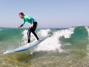 7 Days Children's Summer Surf Camp in Conil de la Frontera, Spain
