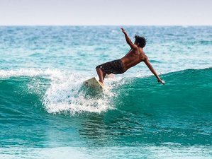 7 Days Epic Yoga Holiday and Surf Camp in Weligama, Sri Lanka