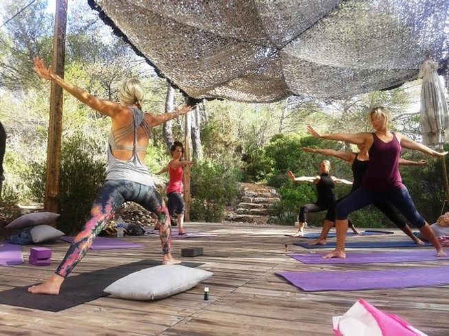 7-Daagse Verjongende Yoga Retraite in Spanje