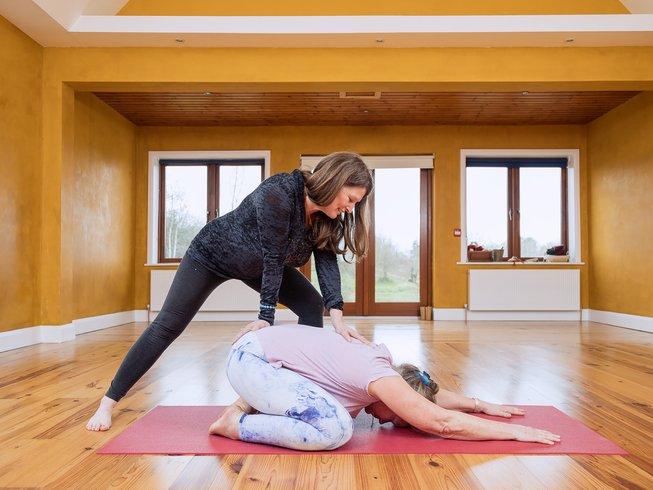 27 Days 200hr Intensive Anusara Yoga Teacher Training