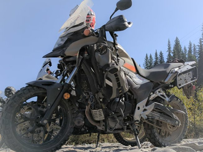 14 Days Western Canada Motorcycle Tour