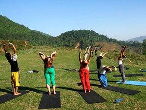 10 Day Spectacular Yoga and Meditation Holiday in Nepal