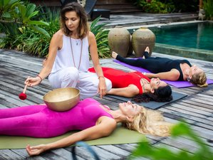 3 Day Vibrational Sound Healing Workshop and Yoga Retreat in Bali