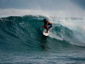 8 Days Intermediate Surfing Holiday in Fiji