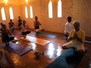 7 Days Yoga Holiday in Shela, Lamu Island, Kenya