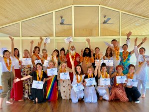 25 Days 200 Hour Yoga & Emotional Blockage Teacher Training with Ayurveda in Rishikesh, India
