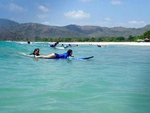 7 Days Surf Camp in Indonesia