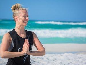 4 Day Ladies Yoga Retreat, Wine, and Beach in Santa Rosa Beach, Florida