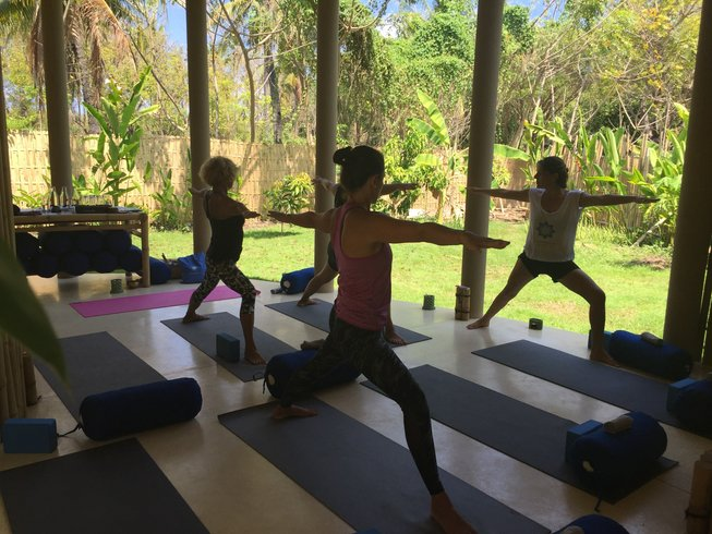 8 Days Indonesia Yoga Retreat and Massage Workshop