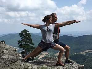 8-Daagse ´The 5 Elements in Yoga and Prana Dance´ Yoga Vakantie in de Ardèche, Frankrijk