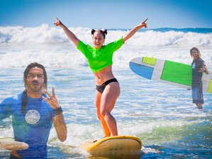 3 Days Personalized Surf Experience in Cabo, Mexico
