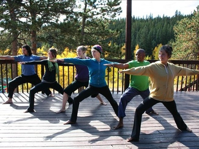 2 Days Yoga Retreat in Shoshoni Camp, Boulder, Colorado