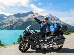 7 Days Dracula's Mystery Guided Motorcycle Tour in Romania