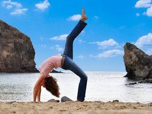 8 Tage Unvergessliche Yoga Retreat Wohlfühlwoche in Luxus-Finca auf Mallorca