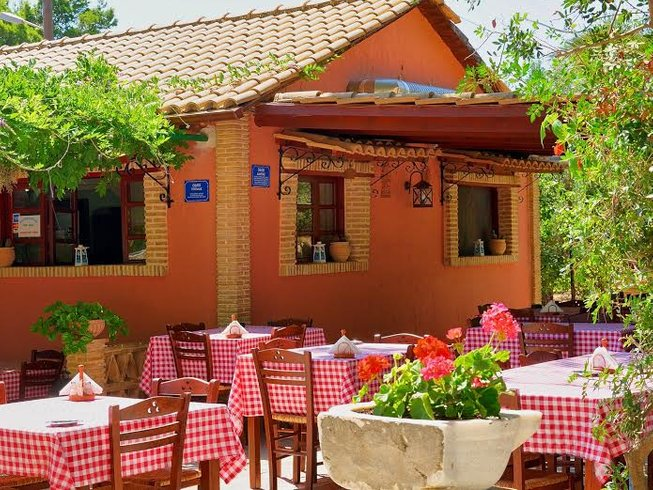 30 Days Culinary and Culture Holidays in Zakynthos