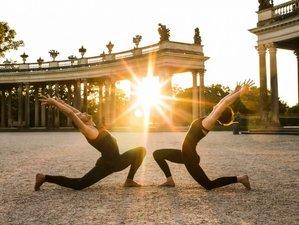 5 Tage Sommer Anusara Inspired™ Yoga Retreat und Meditation in Schleglberg, Oberösterreich