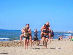 8 Day Intensive Fitness Camp near Marbella in Mijas Coast, Province of Málaga