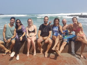 7 Day All Included Beginners Surf Package in Punta Hermosa