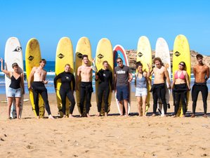 8 Days Exhilarating Surf Camp in Taghazout, Morocco