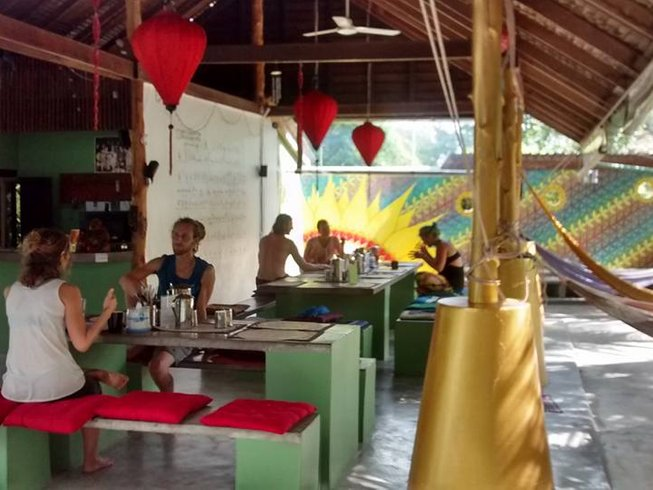 14-Daagse Yoga Retreat in Thailand