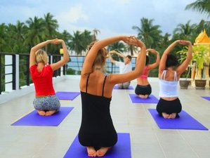 14 jours en retraite de yoga et méditation à Koh Samui, Thaïlande