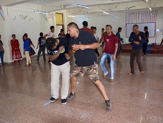 10 Days Krav Maga Camp in India