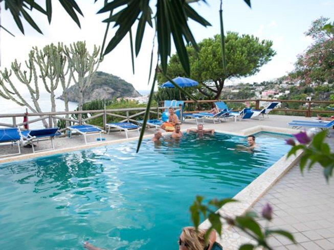 8 Tage Dolce Vita,Yoga am Meer & Thermalwasser genießen auf Ischia, Italien