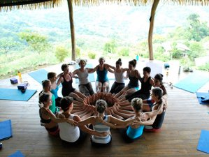 8 jours en stage de yoga New Living au Costa Rica