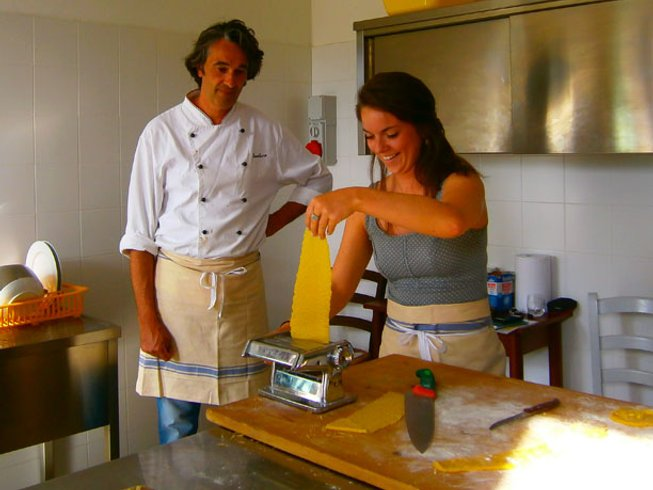 6 Days Yoga and Cooking Holiday in Italy