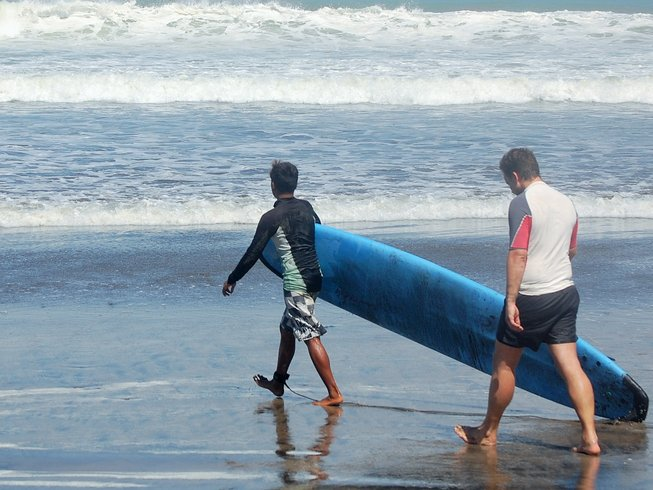 7 Day Surf Camp in Bali