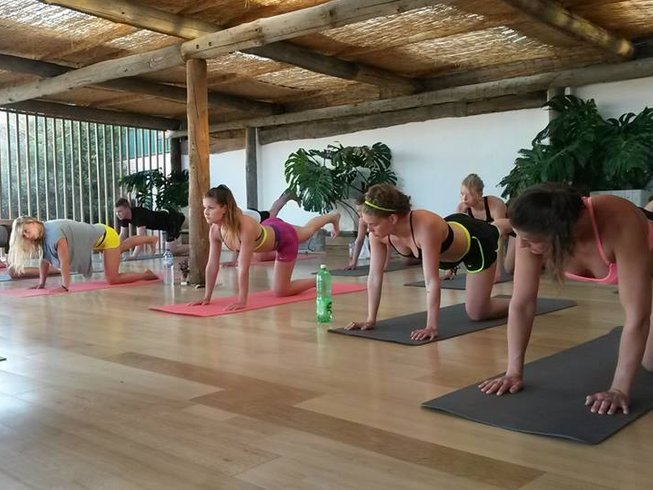 5 Days Half Yoga Retreat in Lisboa, Portugal
