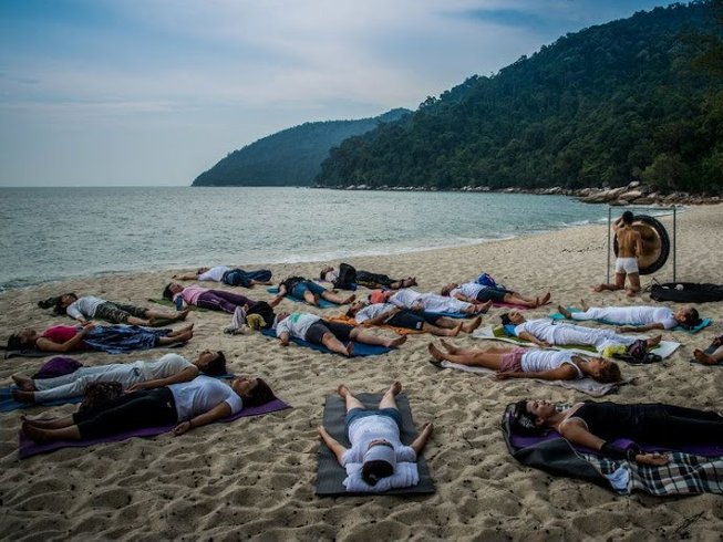 10 Days Yoga Retreat in Penang, Malaysia