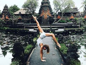 8 Days Raw Food and Yoga Retreat in Bali, Indonesia