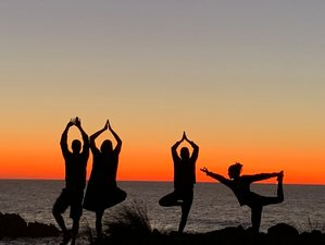 3 Days Nature Connected Family Friendly Surf and Yoga Retreat in Solares, Spain